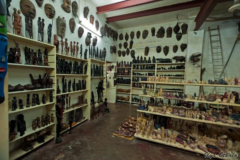 Кенийские сувениры