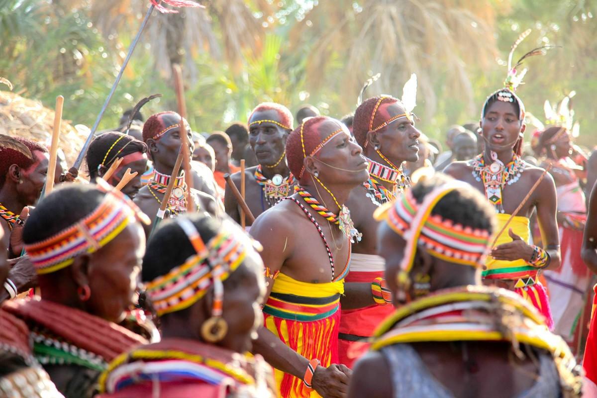 Фестиваль в Момбасе
