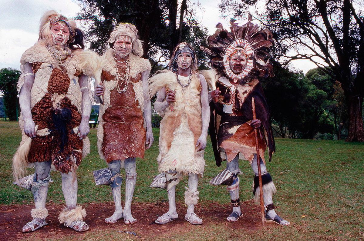 Народ Кикую