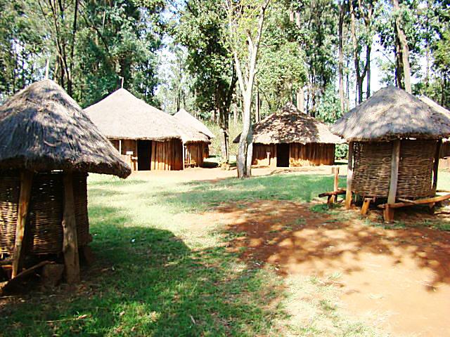 Национальная деревня в Найроби