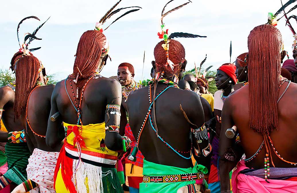 Воины самбуру