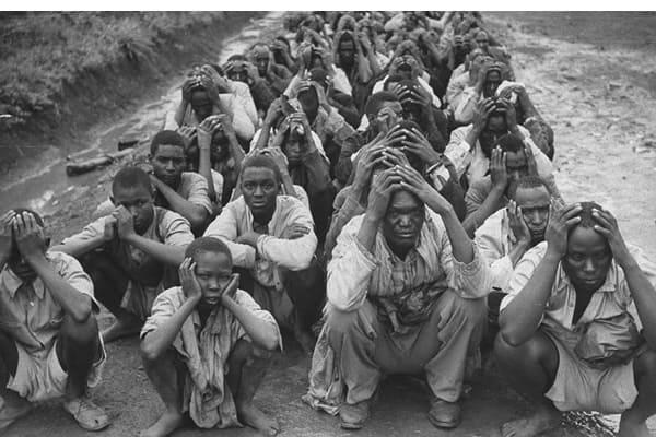 Люди Кении