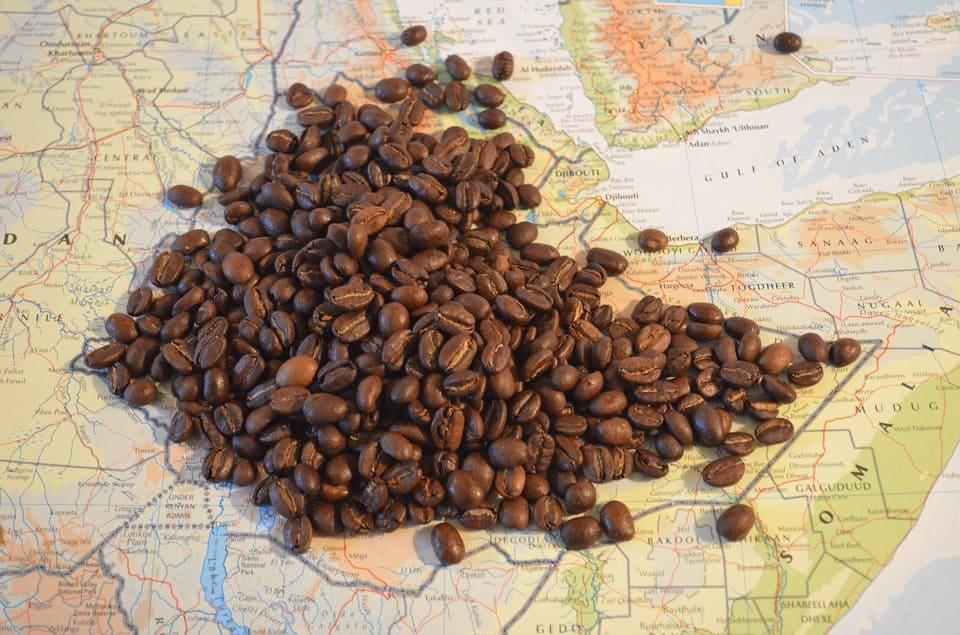 Кофе Кении