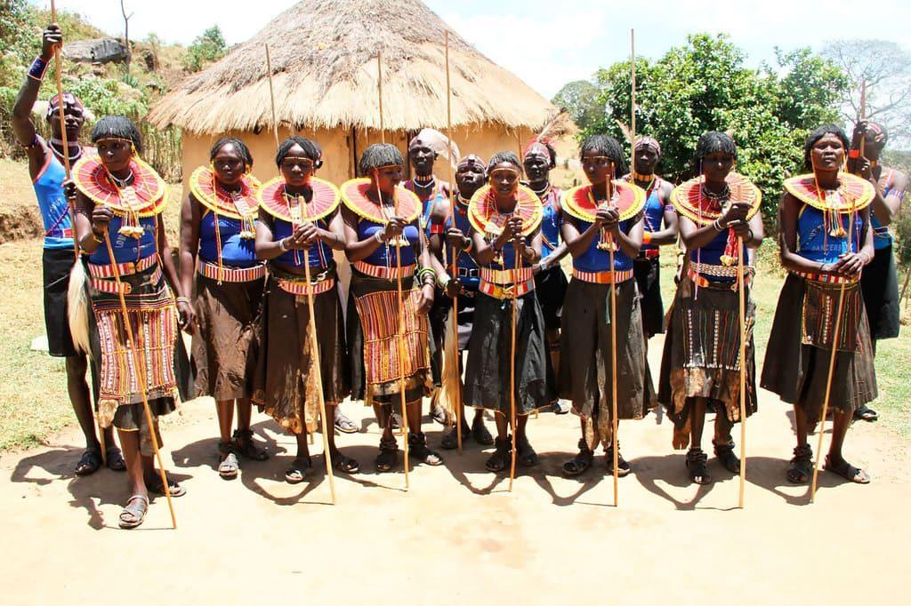 Племя Календжинна