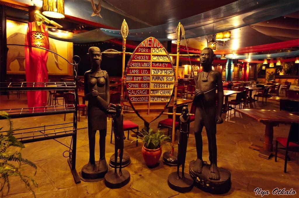 Найроби ресторан