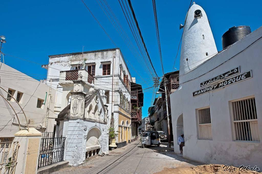 Момбаса старый город