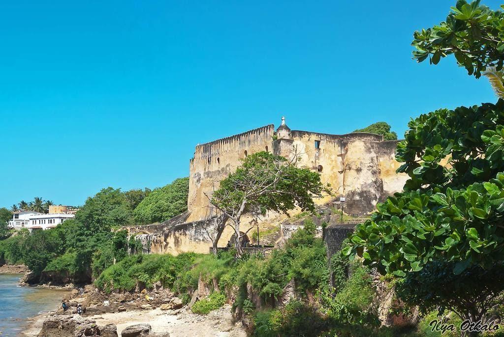 Момбаса форт