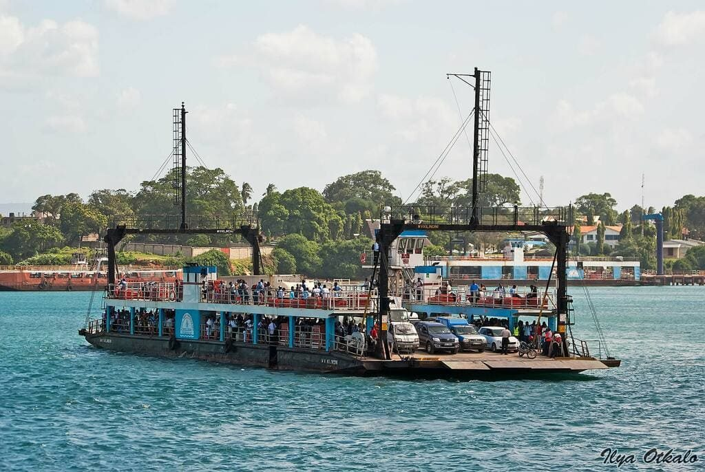 Транспорт Кения