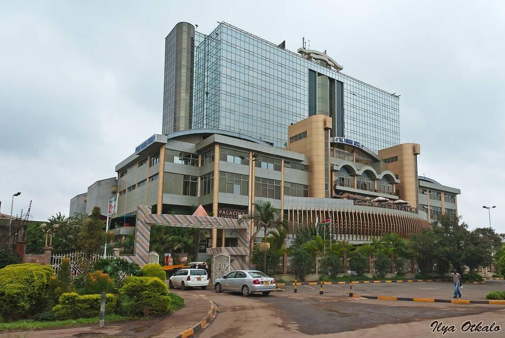 Найроби отель у аэропорта