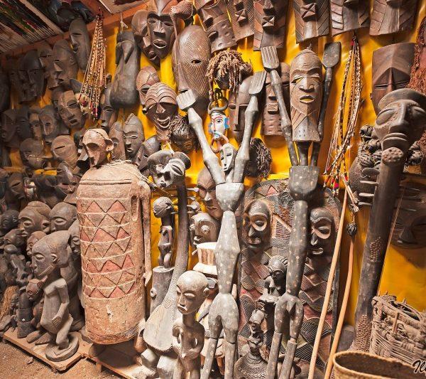 Кения шоппинг