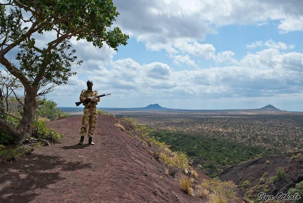Путешествия в Кению