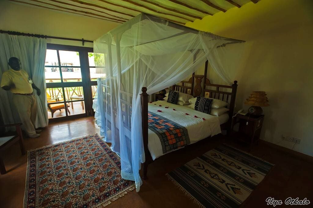 Отели Кении