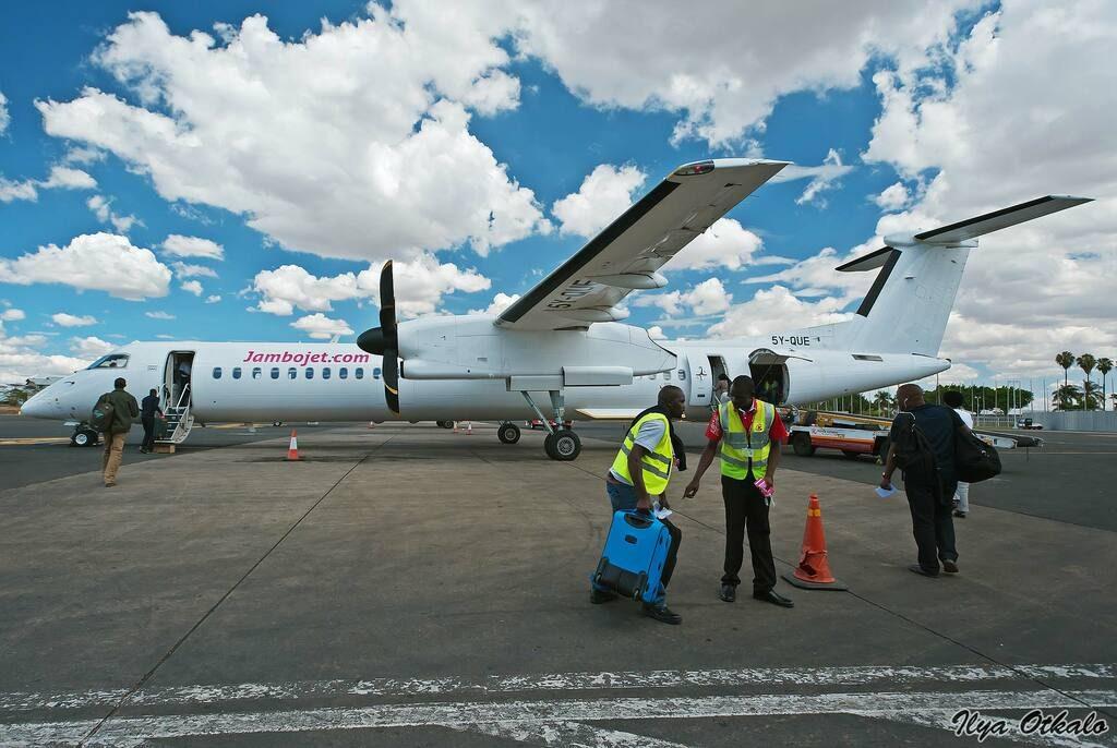 Транспорт Кении