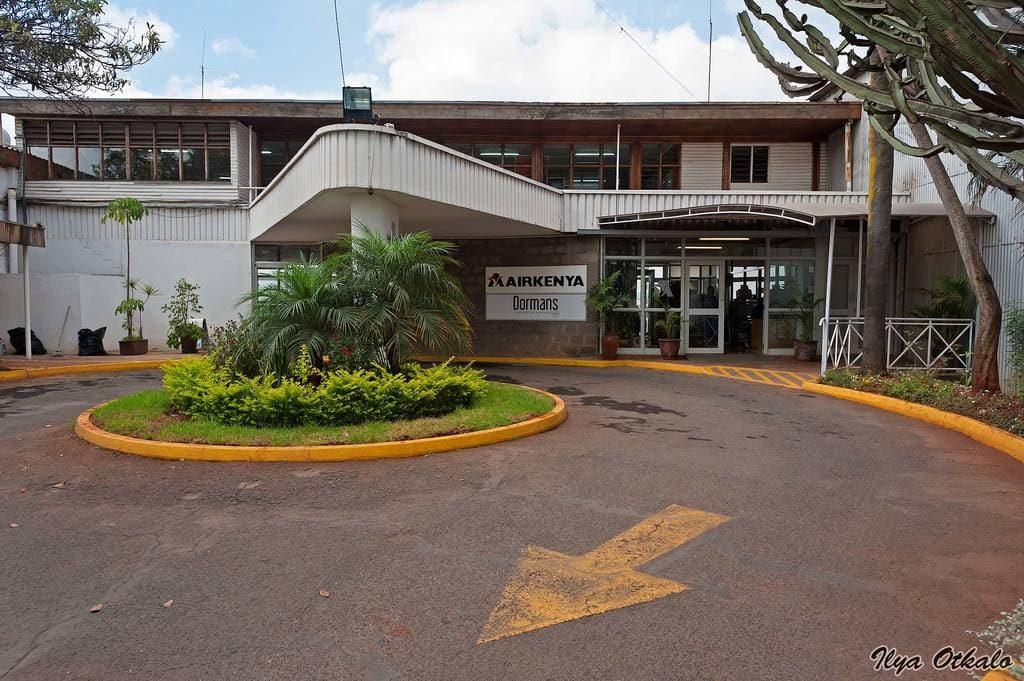 Найроби аэропорт
