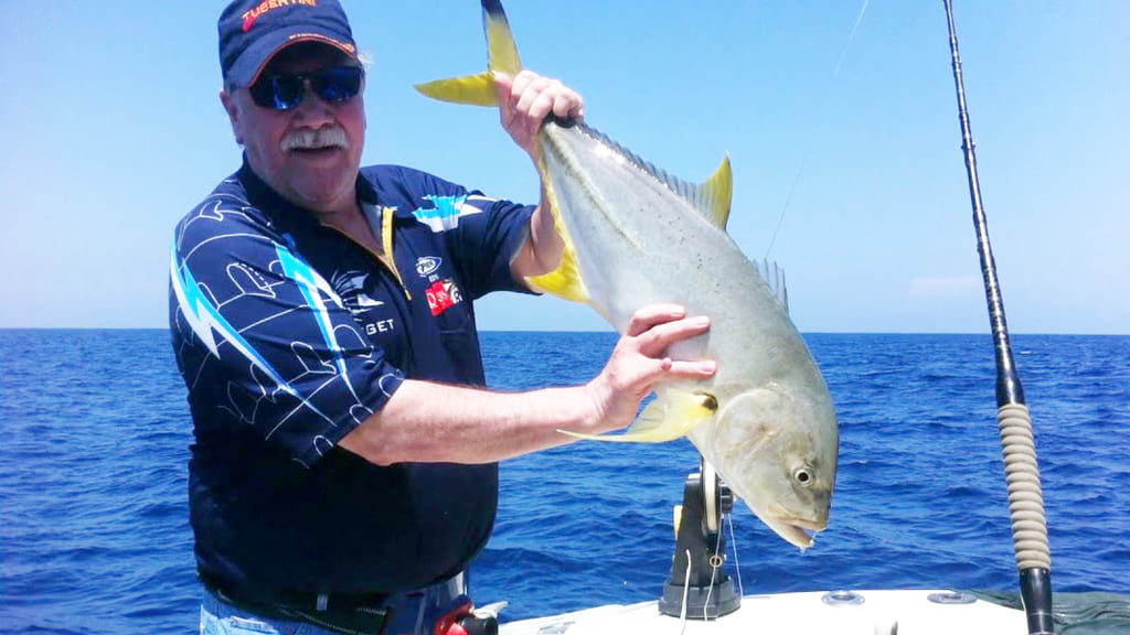 Рыбалка Кения Африка