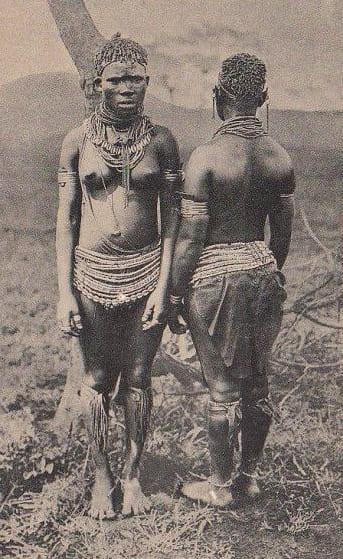 Племя Меру. История