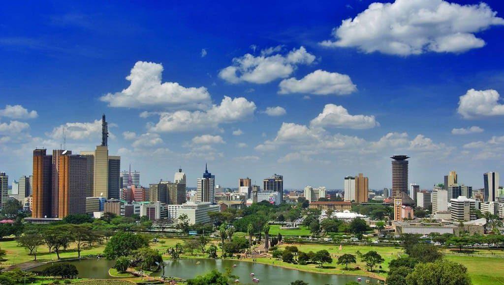 Кения сейчас