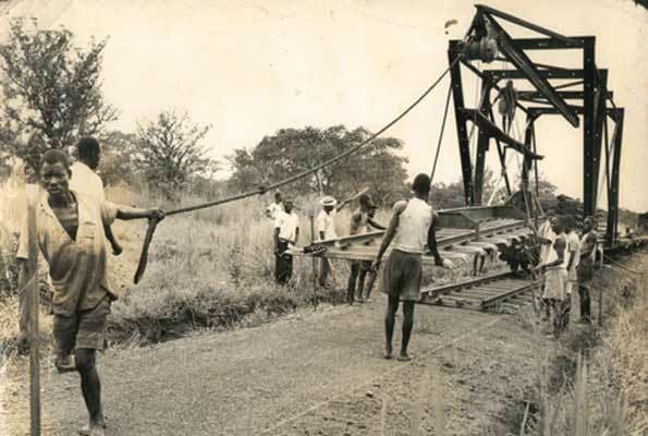 История Кении
