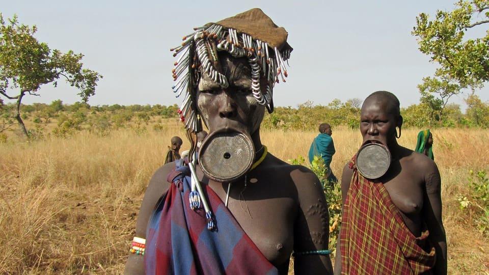 Племя Мурси
