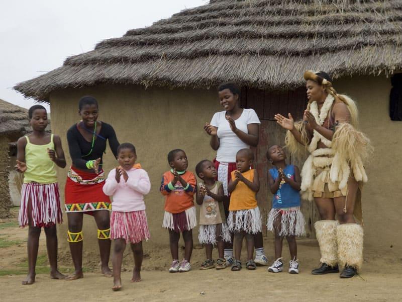 Племя Зулусы