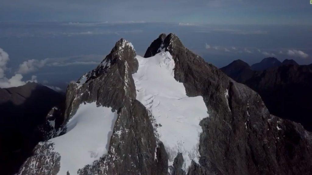 гора Стэнли в Африке
