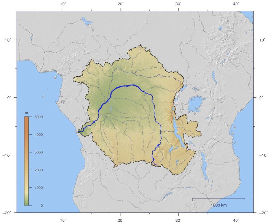 впадина Конго