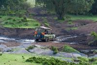<p>Кения, Масаи Мара. Проехать можно только на внедорожники</p>
