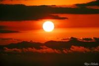 <p>Кения, Амбосели. Рассвет в горах</p>