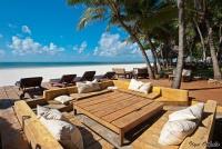 <p>Кения, Диани бич. Пляж у отеля Блю Марлин</p>