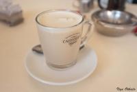 <p>Еда в Кении. Кофе с молоком</p>