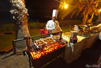 <p>Еда в Кении. Ужин в Лейк Накуру Лодже</p>
