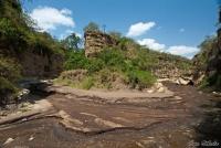 <p>Кения, Хеллс Гейт. Развилка Большого каньона</p>