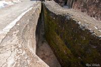 <p>Кения, Момбаса. Туалет в форте Иисуса</p>