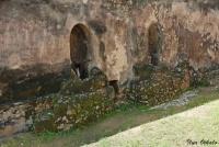 <p>Кения, Момбаса. Туалеты в форте Иисуса</p>