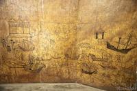 <p>Кения, Момбаса. В музее форта Иисуса</p>