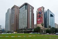 <p>Кения, Найроби. Деловой район</p>