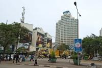 <p>Кения, Найроби. В центре города</p>