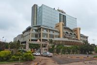 <p>Кения, Найроби. Отель по дороге в аэропорт</p>