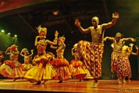 <p>Кения, Найроби. Шоу в Сафари парк Отеле</p>