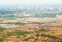<p>Найроби, вид из самолета</p>