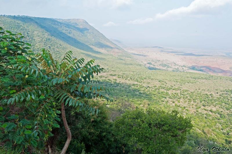 Восточно-Африканская рифтовая долина, Кения