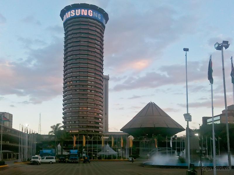 Конференц-центр Джомо Кениаты, Найроби, Кения