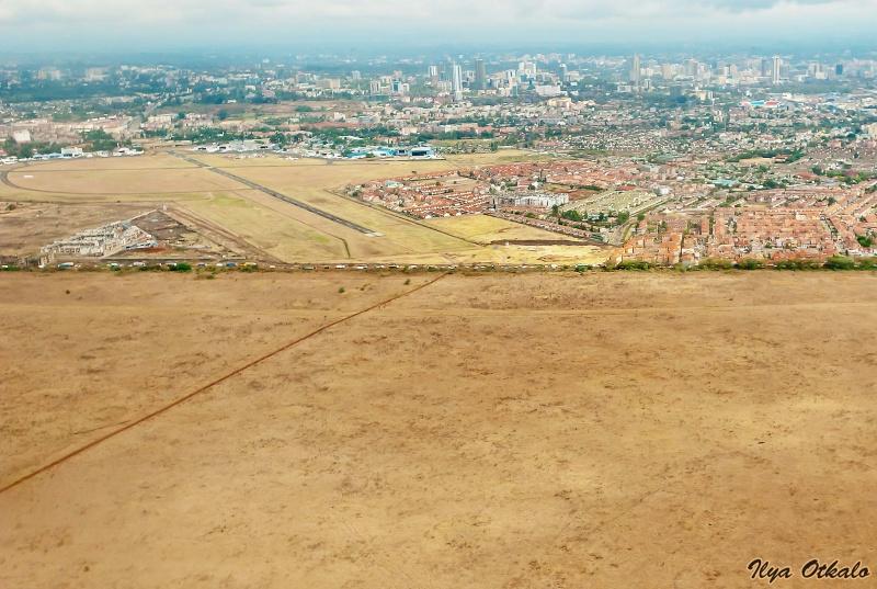 Город Найроби, Кения
