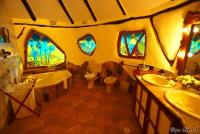 <p>Кения, озеро Найваша. Чуи лодж. Ванная комната</p>
