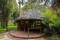 <p>Кения, озеро Найваша. Чуи лодж. Вход</p>