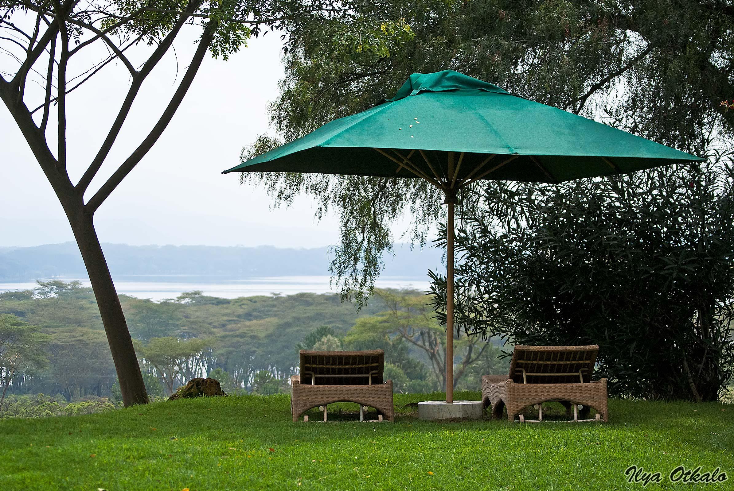 Ландшафт и вид озеро Найваша