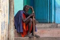 <p>Старый масай</p>