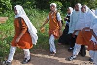 <p>Кенийские мусульманки</p>