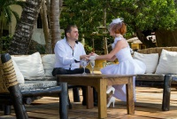 <p>Кения, свадьба на берегу океана. Предложение</p>