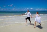 <p>Кения, свадьба на берегу океана. Счастье</p>